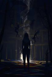 Witch by OnionCatNinja