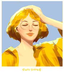 Sunshine by OnionCatNinja