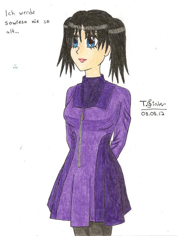 Mitsuki 'Ich werde sowieso nie so alt...' by Shiako-sama