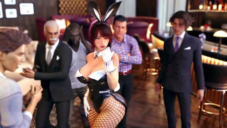 Bunny Suit! Mia