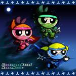 Powerpuff Girls - Ninja Mode -