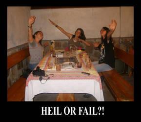 Heil Fail by Stoyansky