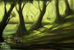 Calen'ndor Forest