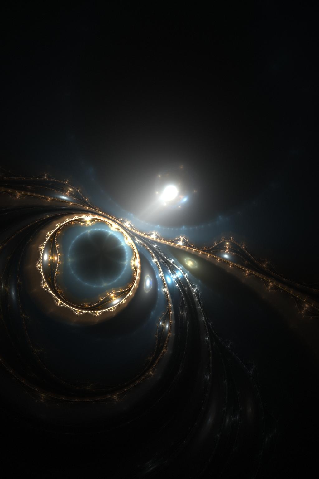 Atlantis After Dark by Quellist