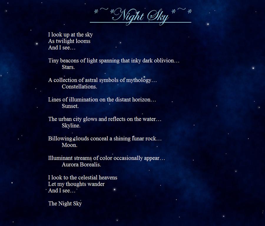 Engleska poezija u slici Night_Sky_by_amsrule