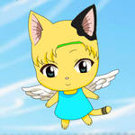 Kitten Kimba by Ashley389