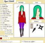 Sayuri Saishiki Profile by Ashley389
