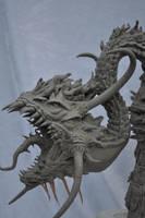 Berserker Dragon Bust 4 by AntWatkins