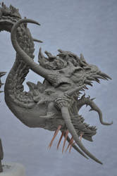 Berserker Dragon Bust 5