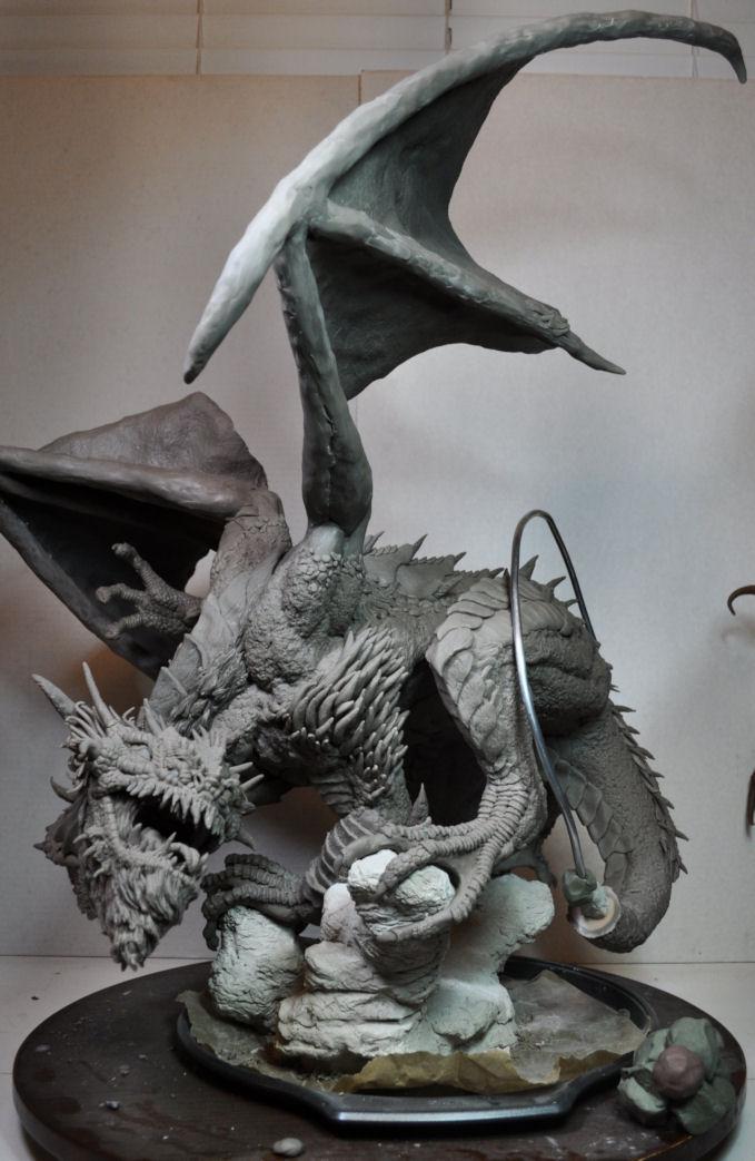 Bull Dragon 1 by AntWatkins
