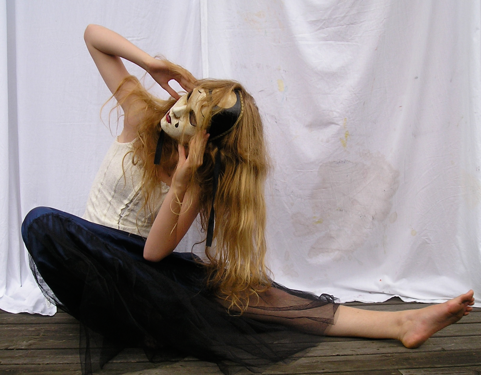 Blond Female 1 6 by SeaOfFireStock - sar���n k�z avatarlar�