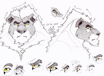 Redesign of Kral [part 1/7] by Mega-Charizar