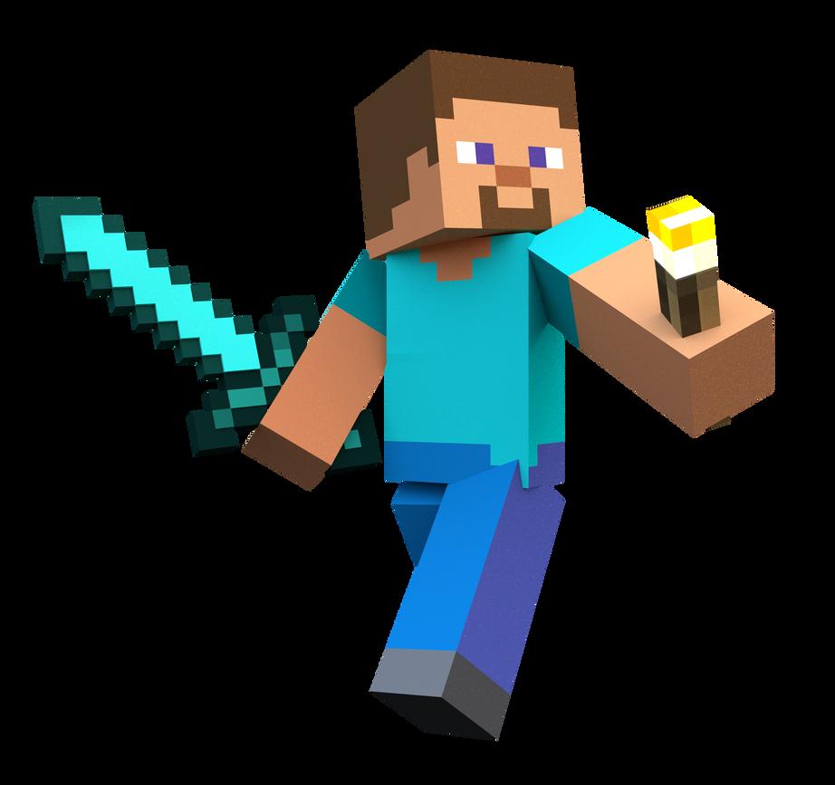 Steve - Super Smash Bros. Ultimate