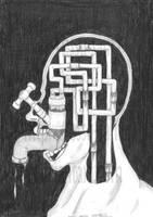 Waste Pipe Brain by Tossu-sama