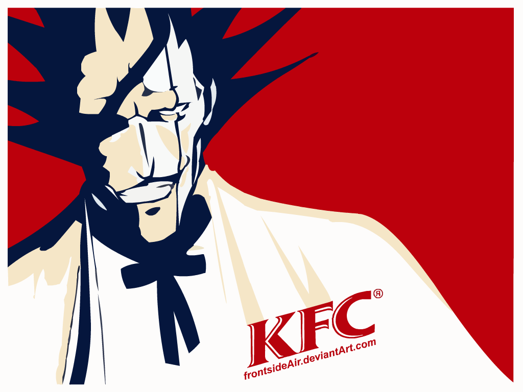 kfcWallpaper by frontsideair