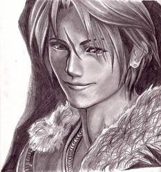 Squall Leonhart -- FFVIII by ff8club