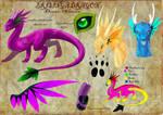 Brisinga Dragon