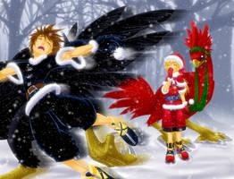 Christmas Fun by Sakuyamon