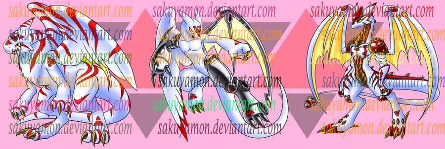 Sakuyamon Digimon Worl...