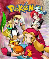 Lemuria Pokemon Battles Royal by Sakuyamon