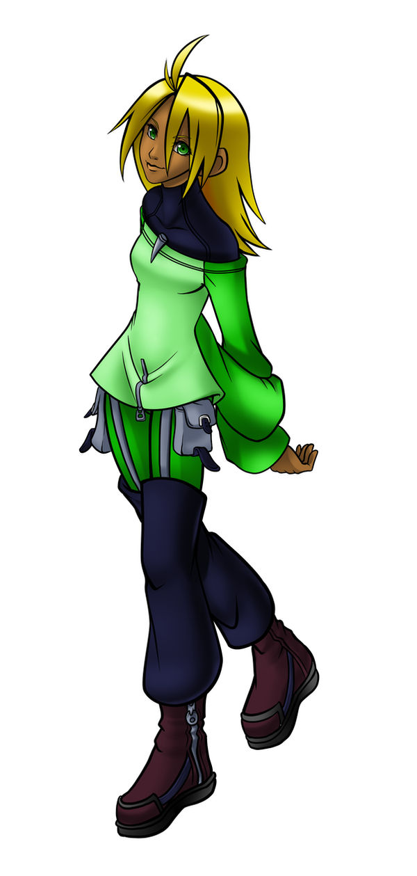 Loretta commission by Sakuyamon