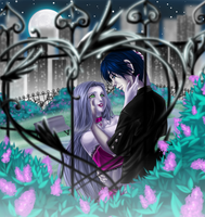 Night of Romance-contest by Sakuyamon