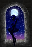 Laced Moon Light -dark- by Sakuyamon