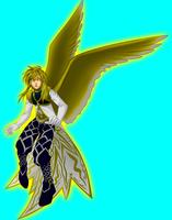 angelic form Bastian by Sakuyamon