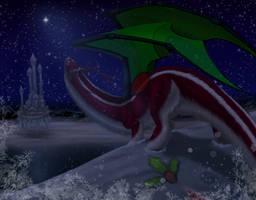 Silent Snowy Night by Sakuyamon