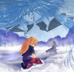 Snowkiss by Sakuyamon