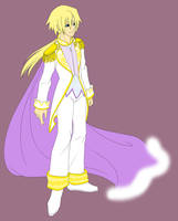 Charming prince Kailen by Sakuyamon