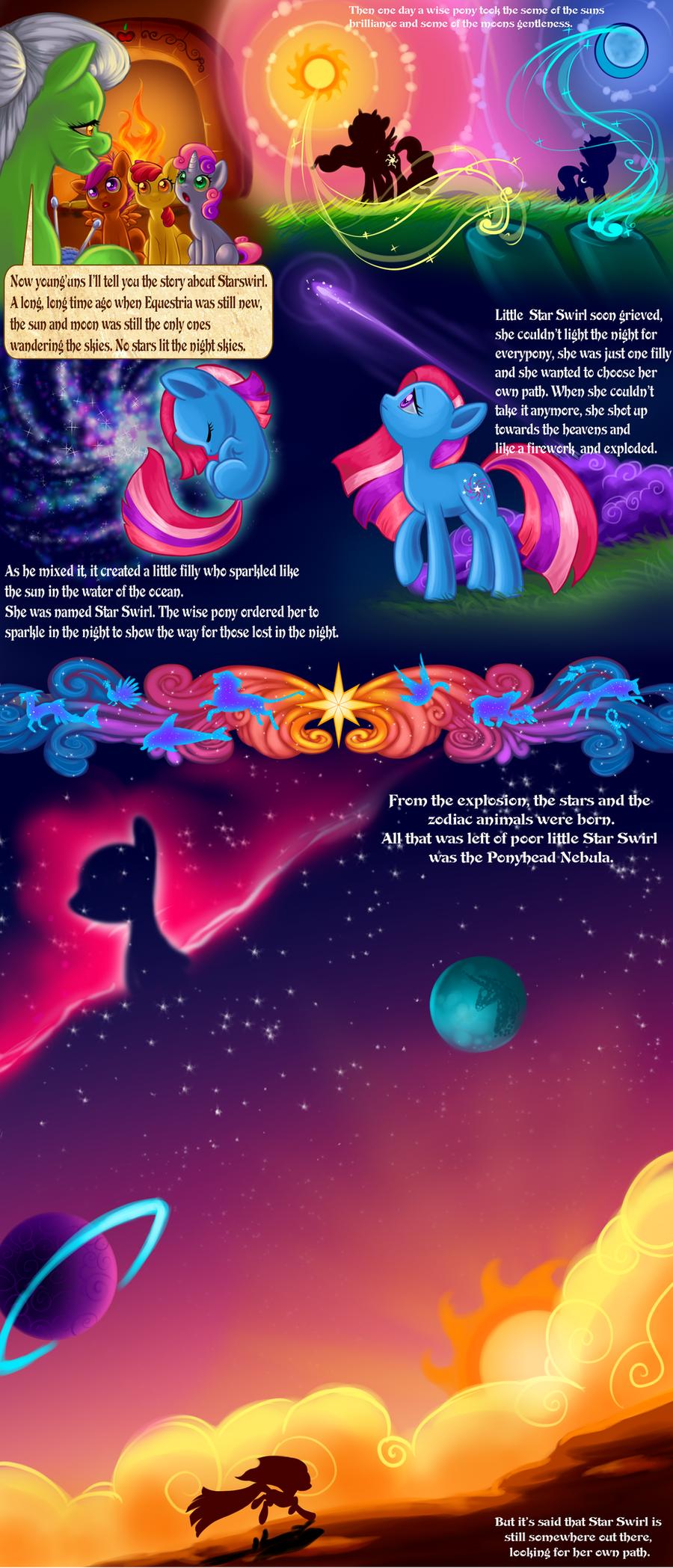 A Story Of Stars by Sakuyamon