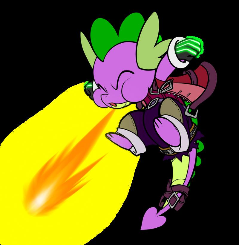 KH Spike by Sakuyamon