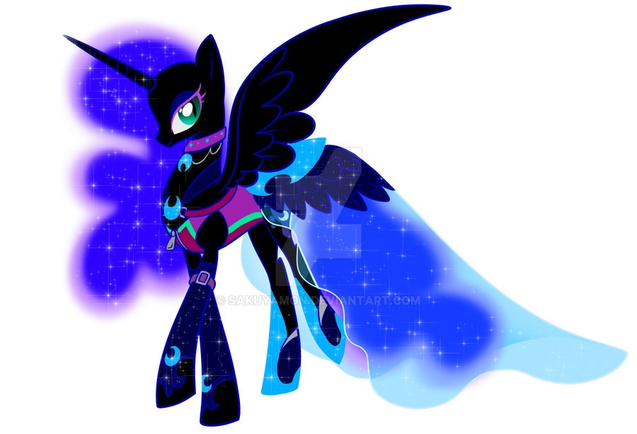 KH Nightmare Moon by Sakuyamon