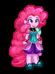 Human sprite Pinkie Pie