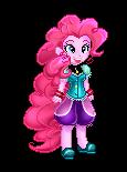 Human sprite Pinkie Pie by Sakuyamon