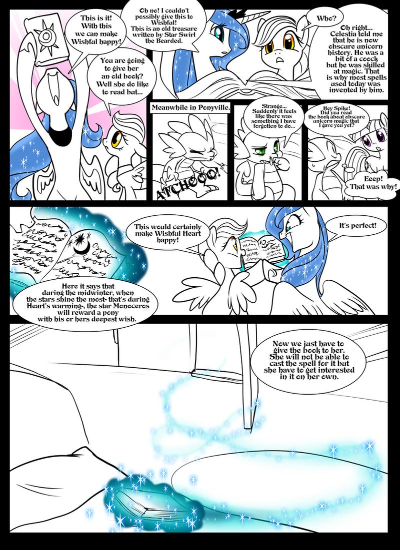 MLP Lunarbolt Xmas calender day 7 by Sakuyamon
