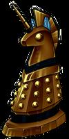 Extermineigh! My Little Dalek