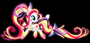 Rainbow Power Wishful Heart
