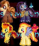 Pony Adoptables 6