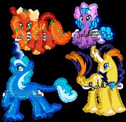 Kirin pony adoptable2 by Sakuyamon