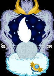 Mystery Evolving Pony Adoptable -Royal Egg-