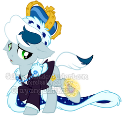 Mystery Evolving Pony Adoptable -Royal stage2-