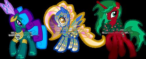 Random Pony Adoptable 4 by Sakuyamon