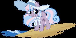 Mystery Evolving Pony Adoptables-Depth stage1-