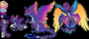 Mystery Evolving Dragon Adopt-Moonstone reveal-