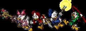 KH HOD Reboot Ducklings