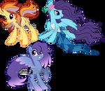 Mare pony adoptable 32