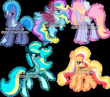 Mare pony adoptable 43 by Sakuyamon