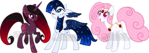 Mare pony adoptable 53 by Sakuyamon